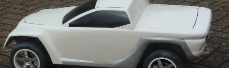 Mk. I 1/5 Scale R/C Car