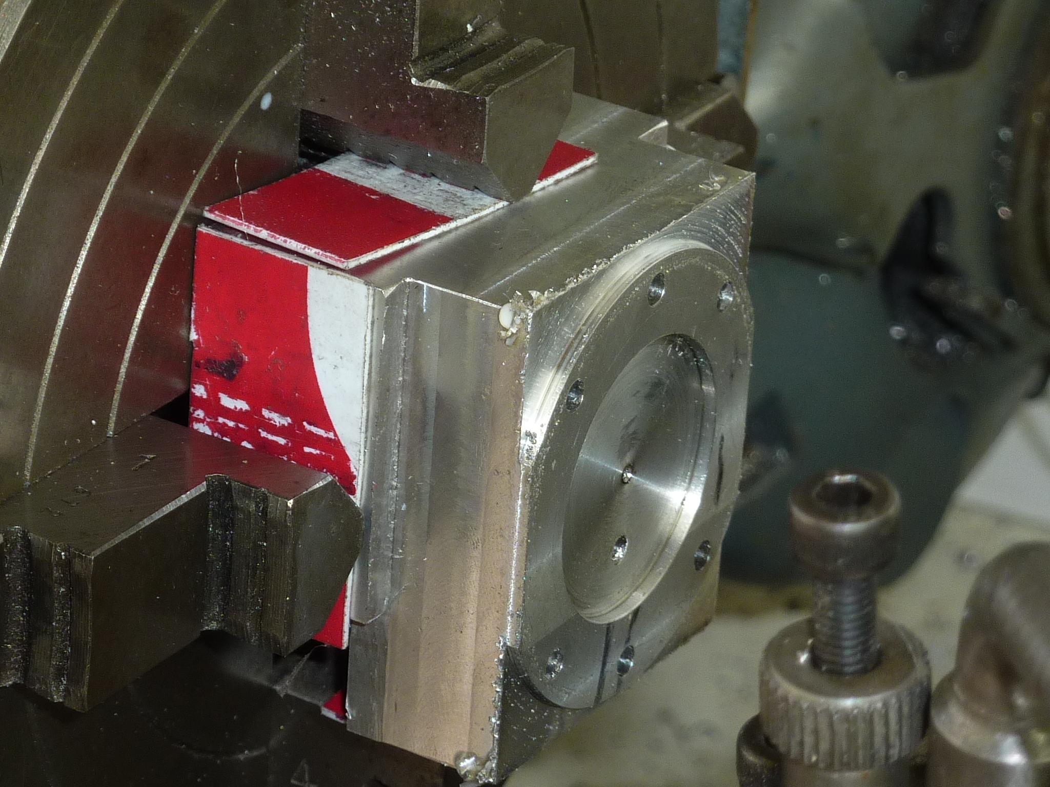 Cylinder Heads – 12/08/14 – AMD Model Engineering